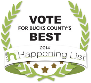 bucks-happening-vote-badge