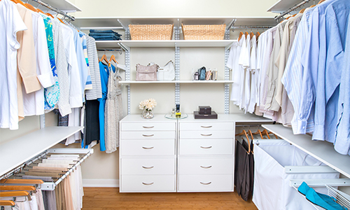 Nice Closets, We All Have Them And We All Most Certainly Wish They Could Be  Better. Whether Itu0027s Storing More Clothes Or Doing Double Duty As A  Dressing Room, ...