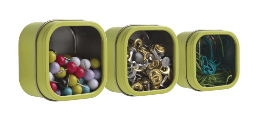 First Upu2026Check Out These ADORABLE Containers Appropriately Called The HOLD  UP™ Storage Tins Because Thatu0027s Exactly What They Dou2014keep Stuff Off Your  Counters ...
